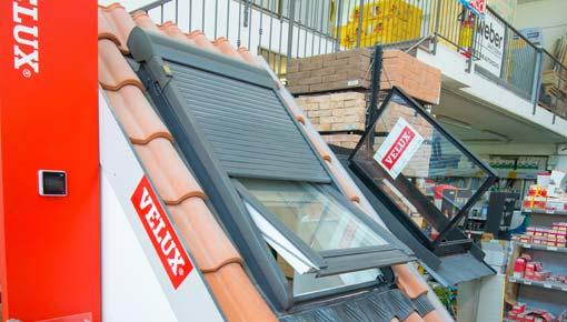 Consulenza e fornitura di materiali edili bagnesi for Velux rivenditori